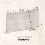 DAMIEN RICE - My Favourite Faded Fantasy (2014)