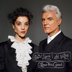 DAVID BYRNE & ST. VINCENT - Love This Giant (2012)