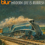 BLUR - Modern Life Is Rubbish (1993)