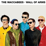 THE MACCABEES - Wall Of Arms (2009)