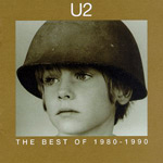 U2 - The Best Of 1980 - 1990 (1998)