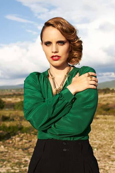 ANNA CALVI - Interview - Paris, jeudi 29 août 2013