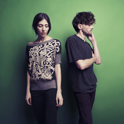 CHAIRLIFT - Interview - Paris, mercredi 29 février 2012