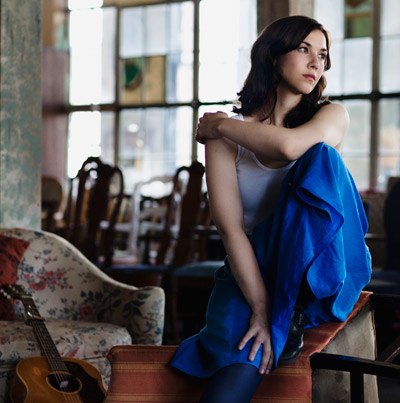 LISA HANNIGAN - Interview - Paris, mardi 10 avril 2012