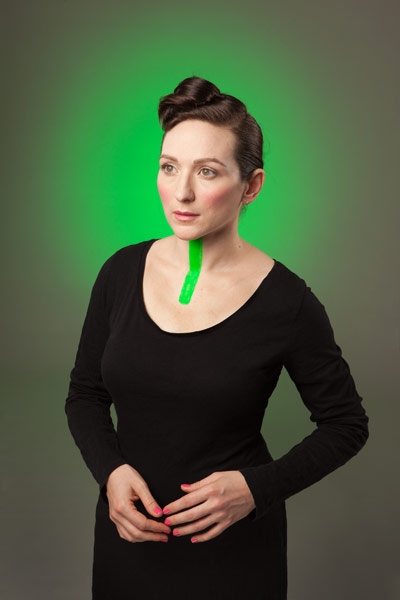 MY BRIGHTEST DIAMOND - Interview - Montreuil, jeudi 1er septembre 2011