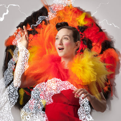 MY BRIGHTEST DIAMOND - All Things Will Unwind (2011)