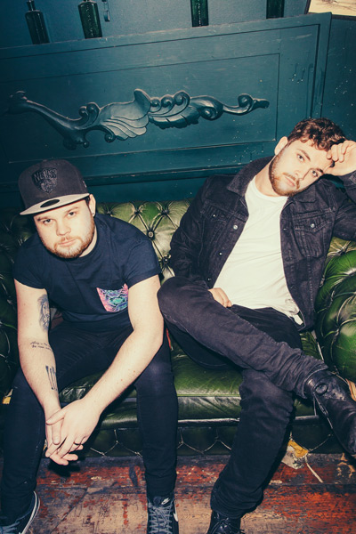 ROYAL BLOOD - Interview - Paris, mardi 8 juillet 2014 - Stars Are Underground