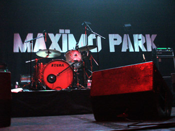 [Live Report] MAXÏMO PARK + BLOOD RED SHOES - Le Bataclan - Paris, vendredi 8 juin 2007