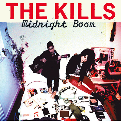 THE KILLS – Midnight Boom (2008)