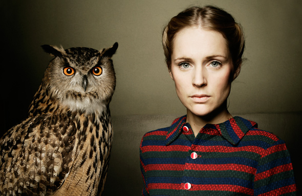 AGNES OBEL - Interview - Paris, mardi 9 novembre 2010