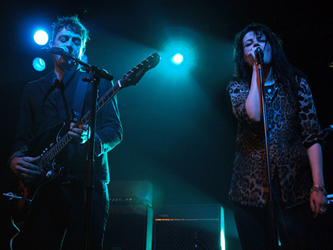 [Live Report] THE KILLS - Le Bataclan - Paris, mercredi 6 avril 2011