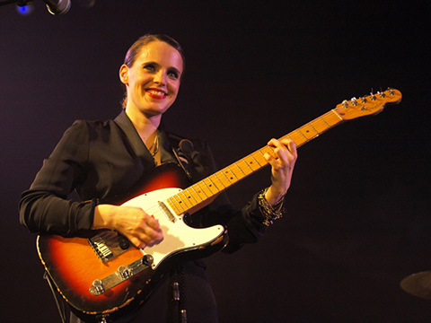[Live Report] ANNA CALVI - Le Trianon - Paris, vendredi 22 avril 2011