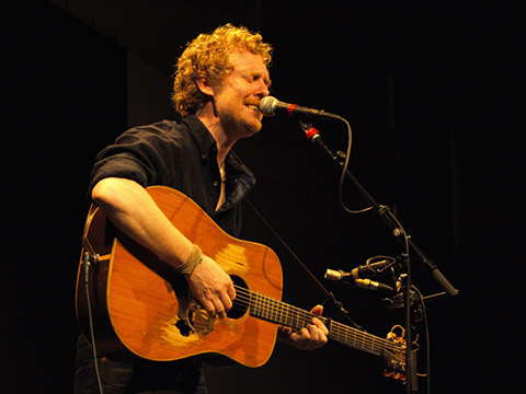 GLEN HANSARD - Centre Culturel Irlandais - Paris, 21 septembre 2011