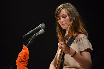 MINA TINDLE -  Théâtre des Bouffes du Nord - Paris, jeudi 7 juin 2012