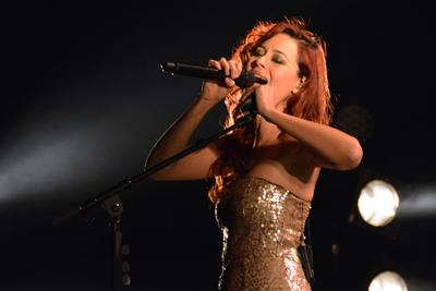[Live report] EMILIE SIMON - Les Folies Bergère, Paris, lundi 3 novembre 2014