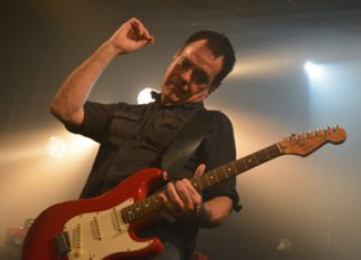 THE WEDDING PRESENT - Le Point Ephémère - Paris, samedi 22 novembre 2014