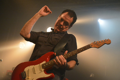 THE WEDDING PRESENT –  Le Point Ephémère – Paris, samedi 22 novembre 2014