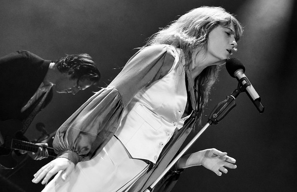 FLORENCE + THE MACHINE - Le Zénith - Paris - mardi 22 décembre 2015