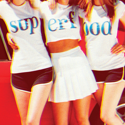 SUPERFOOD – Don't Say That (2015)
