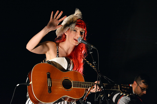 GABBY YOUNG AND OTHER ANIMALS – L'Alhambra – Paris – vendredi 5 février 2016