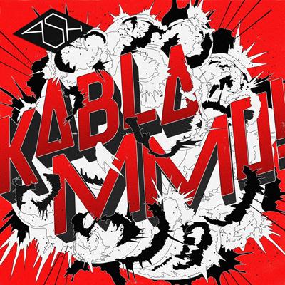 ASH – Kablammo! (2015)