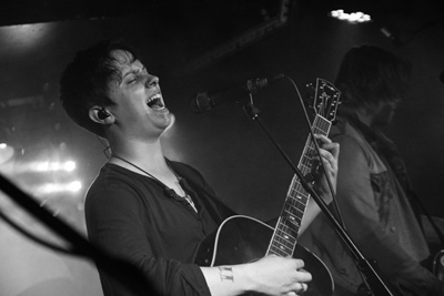 NOTHING BUT THIEVES –  Le Pop Up du Label – Paris, mercredi 25 novembre 2015