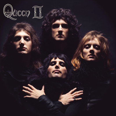 QUEEN - Queen II (1974)