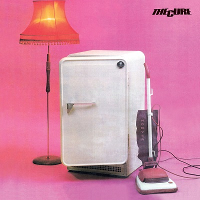 THE CURE - Three Imaginary Boys (1979)