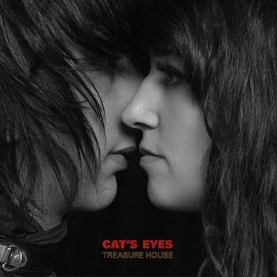 "CAT'S EYES - ""Treasure House"" - sortie le 3 juin 2016"