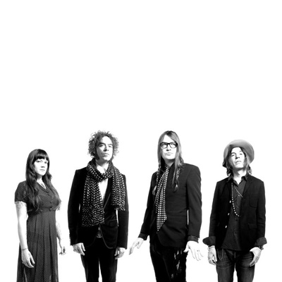 "The Dandy Warhols - ""Distortland"" - sortie le 8 avril"