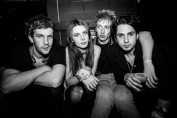 WOLF ALICE - Interview - Paris, vendredi 13 novembre 2015