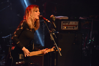 WOLF ALICE -  Festival des Inrocks - La Cigale - Paris, vendredi 13 novembre 2015