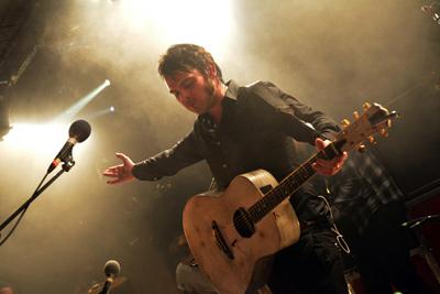 GAZ COOMBES - La Maroquinerie - Paris, mercredi 18 février 2015