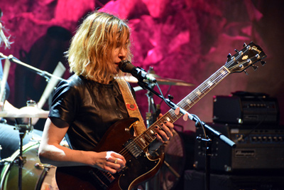 SLEATER-KINNEY -  La Cigale, Paris, vendredi 20 mars 2015