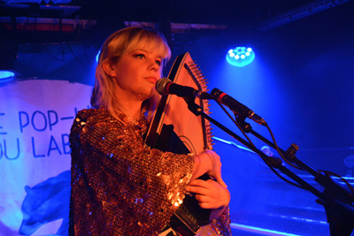BASIA BULAT -  Le Pop Up Du Label - Paris, mardi 15 septembre 2015