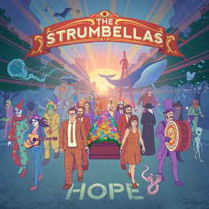 "THE STRUMBELLAS - ""Spirits"""
