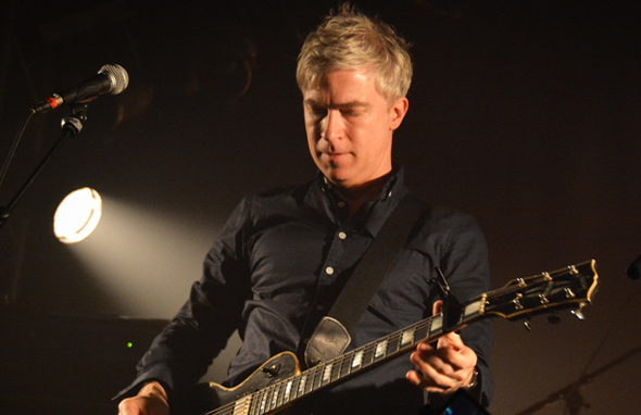 NADA SURF - Le Point Éphémère - Paris, samedi 16 avril 2016