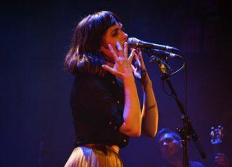 SARAH BLASKO - Le Café de la Danse, Paris, mardi 16 avril 2013