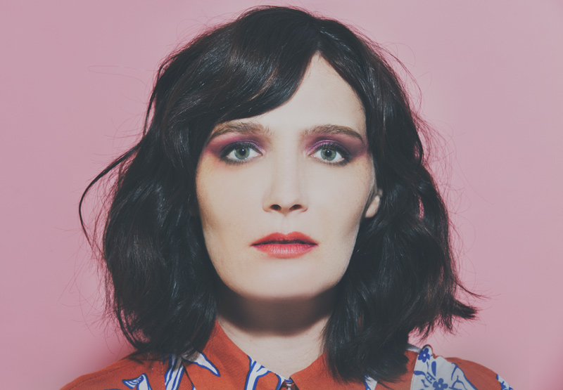 SARAH BLASKO - Interview - Paris, mercredi 4 mai 2016