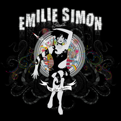 EMILIE SIMON - The Big Machine (2009)