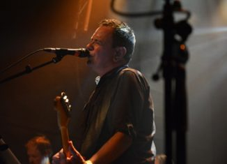 THE WEDDING PRESENT - Le Petit Bain - Paris, vendredi 17 juillet 2015
