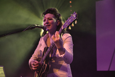 MY BRIGHTEST DIAMOND -  Le Badaboum - Paris, dimanche 26 octobre 2014