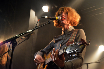 HALEY BONAR - La Flèche d'Or - Paris, mardi 4 novembre 2014