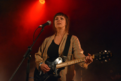 ANGEL OLSEN -  Festival Les Femmes S'en Mêlent - Le Divan du Monde, Paris - mercredi 26 mars 2014