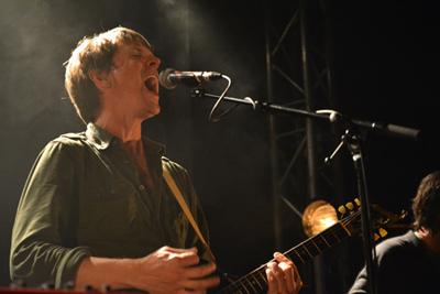 SHEARWATER –  La Flèche d'Or, Paris – mardi 6 mai 2014
