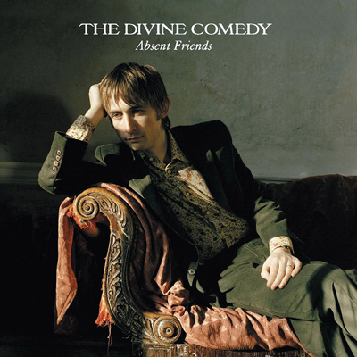 THE DIVINE COMEDY - Absent Friends (Edition Limitée - CD Bonus - 2004)