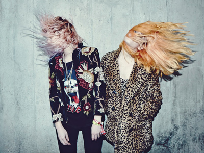 "DEAP VALLY - ""Smile More"" - Nouveau single"
