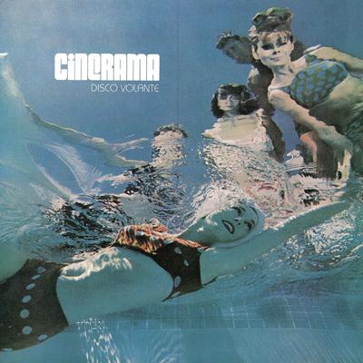 CINERAMA – Disco Volante (2000)