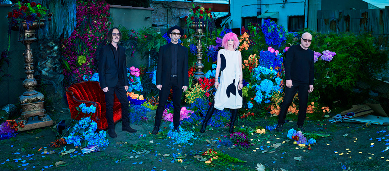 GARBAGE - Interview - Paris, mardi 12 avril 2016