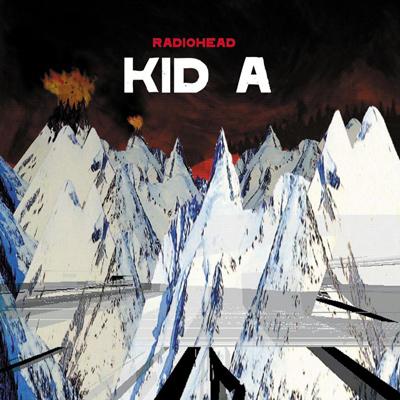 RADIOHEAD - Kid A (2000)